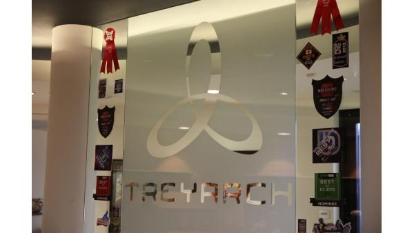 Treyarch - Studiorundgang